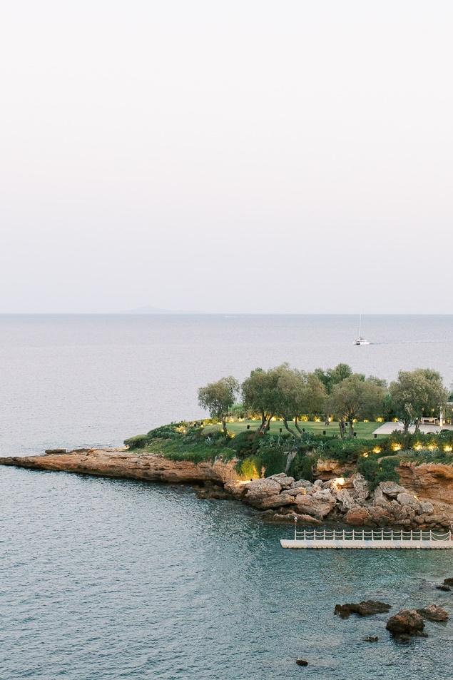 island athens riviera wedding venue vicky galata weddings